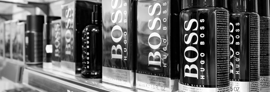 parfums Hugo Boss