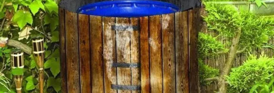 cuve à eau